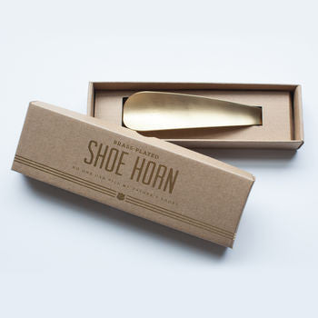 Shoe Horn Men's Society - Stuff & All Ltd