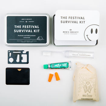 Unisex Festival Kit Men's Society - Stuff & All Ltd