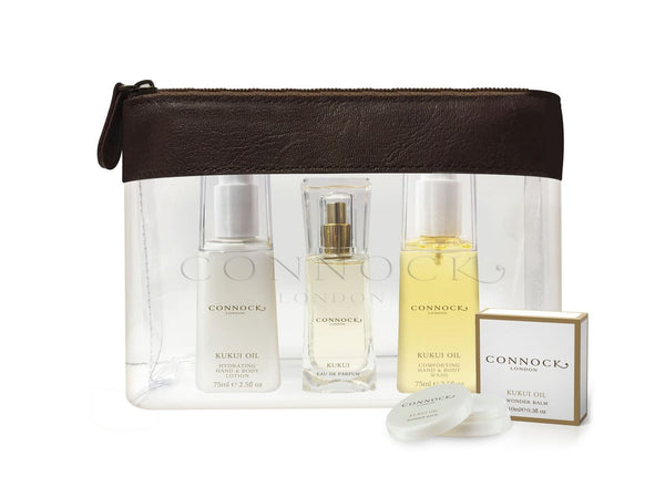 Connock London Travel Collection - 4 Item Collection - Stuff & All Ltd