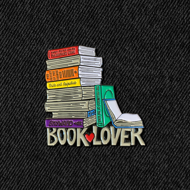 Books Pin