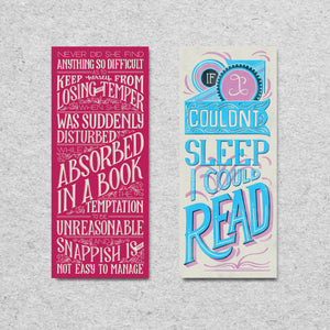 Young Readers Fat Bookmark