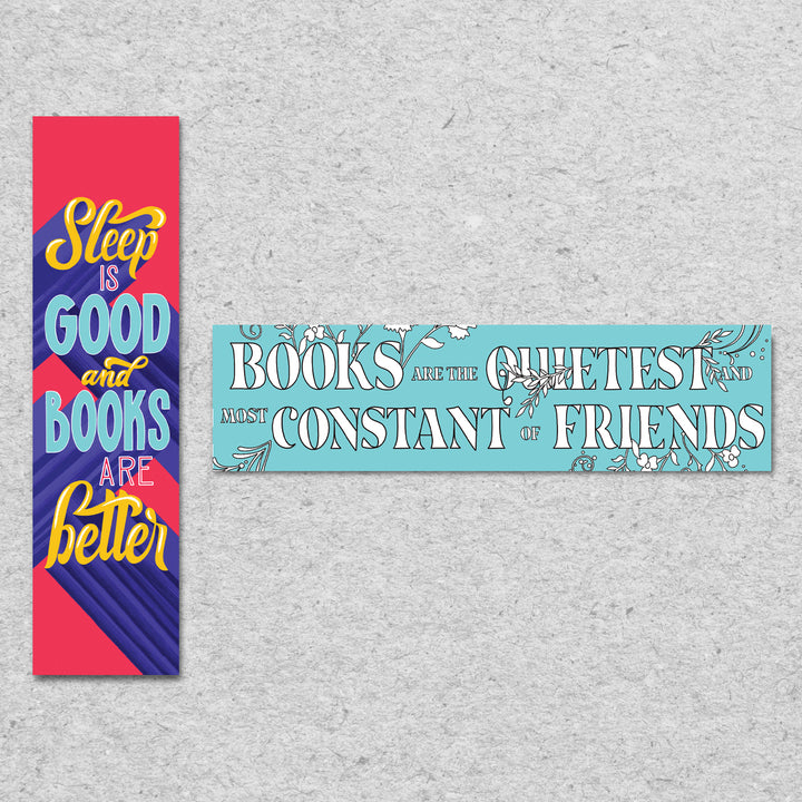 Books Are Better Bookmark