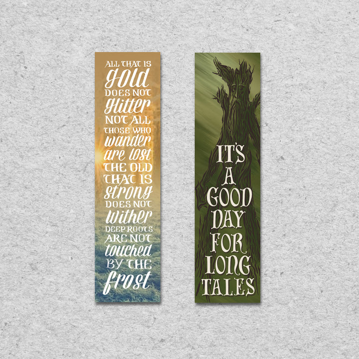 Tolkien Bookmark