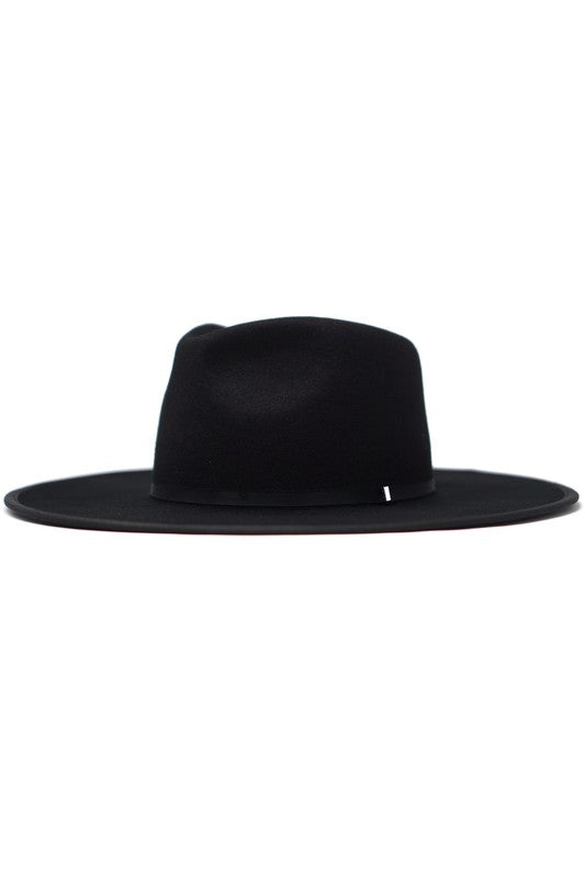 All Good Hat in Black