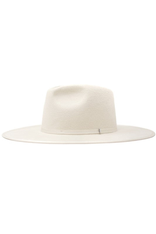 All Good Hat in White
