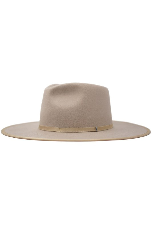 All Good Hat in Beige