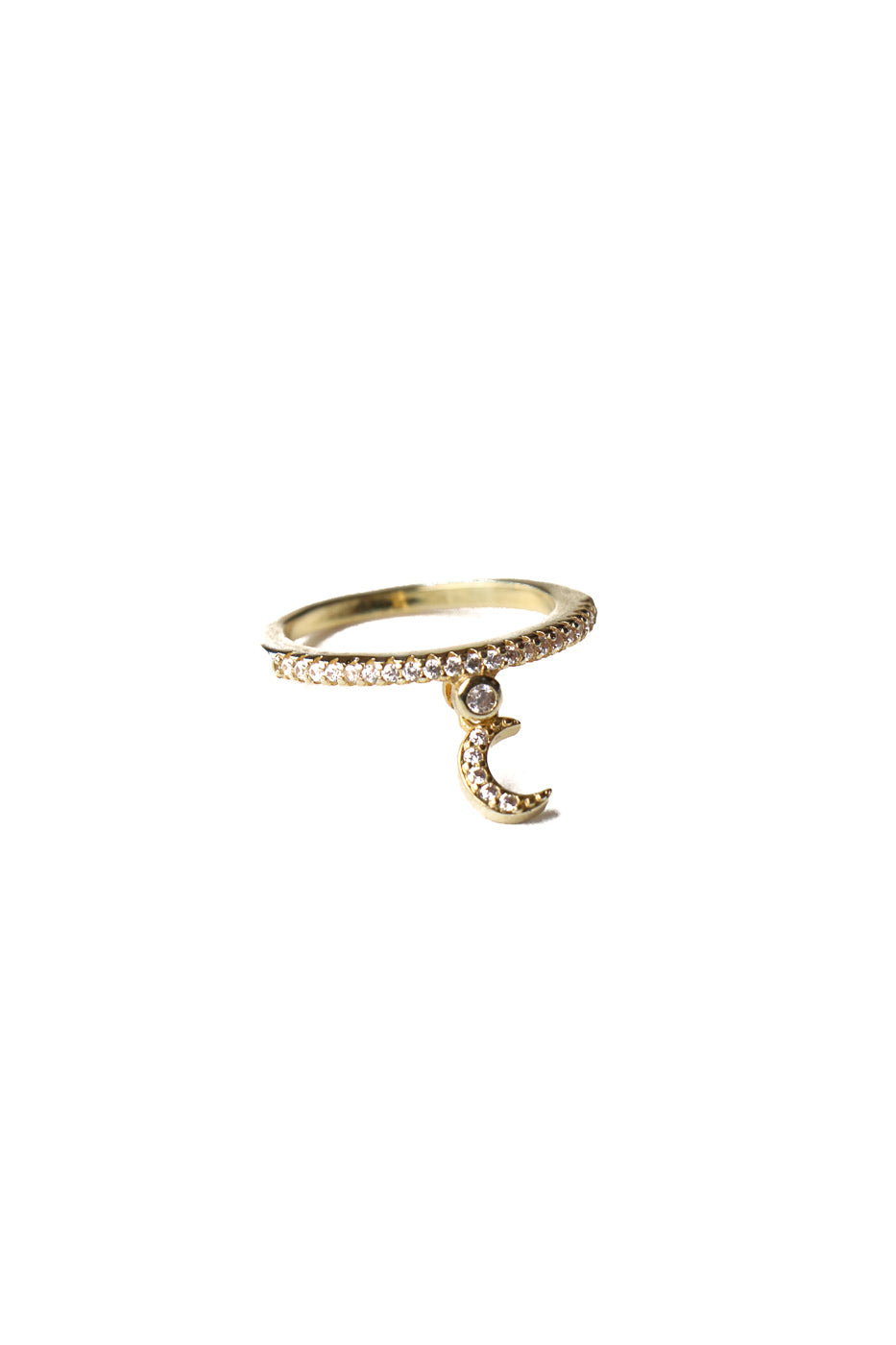 New Moon Ring - 3 sizes