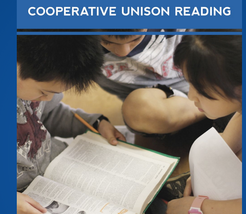 Cooperative Unison Reading: A Socio-Cultural Instructional Method, K-12