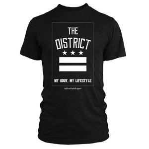 District tee