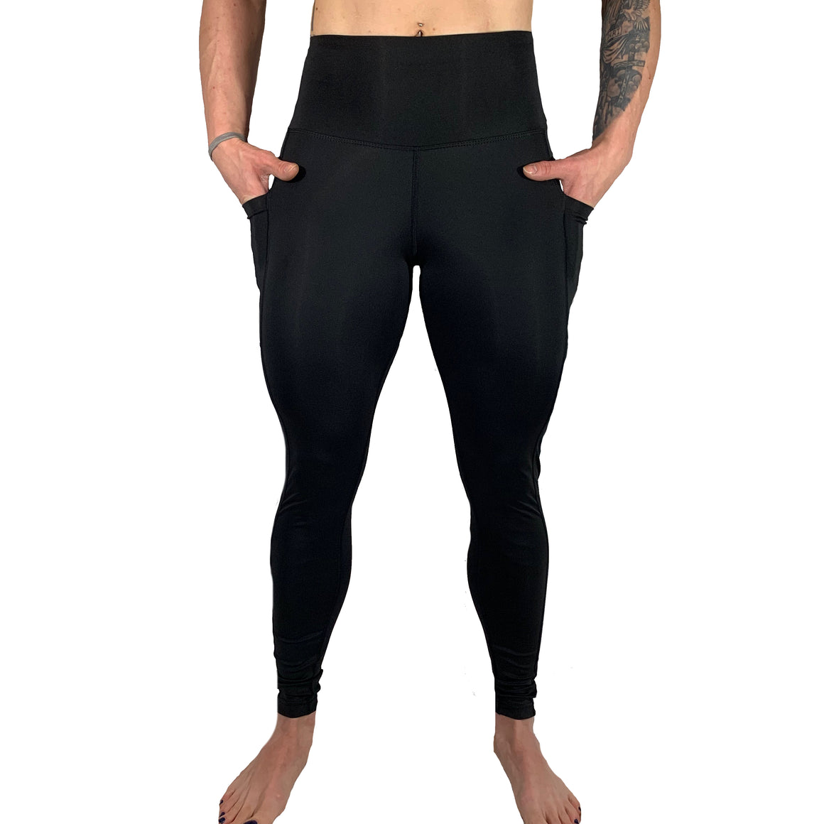 S&B double pocket leggings