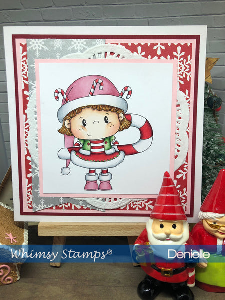 Candy - Digital Stamp - Whimsy Stamps