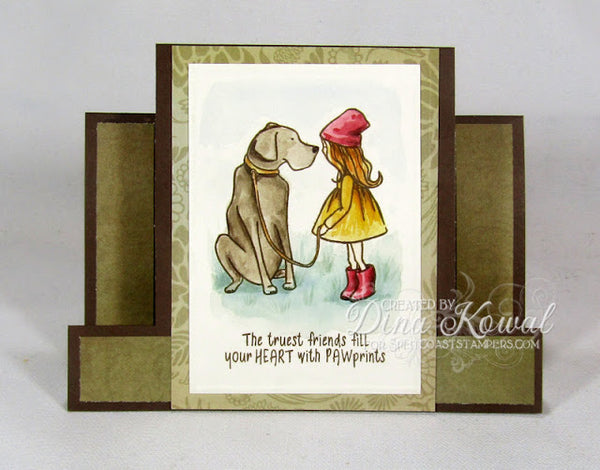 Soul Mutts Clear Stamps - Whimsy Stamps