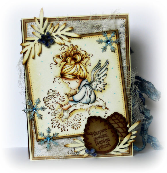 Lullaby - Digital Stamp - Whimsy Stamps