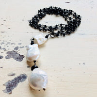 Spinel Rosary Chain Necklace