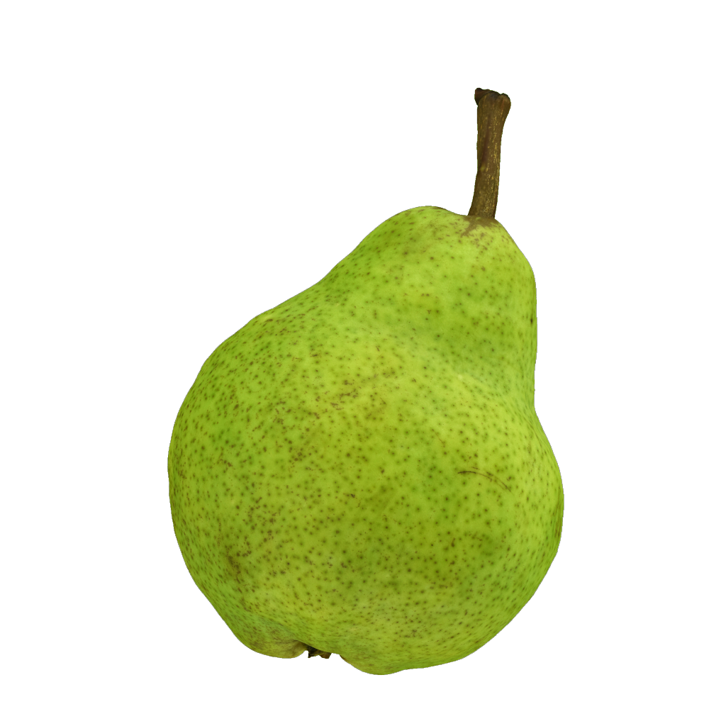 Pear #2- RAW SCAN