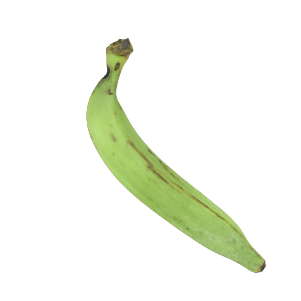 Green Banana #1 - _blankRepository