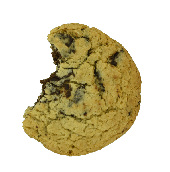 Bitten Chocolate Chip Cookie #1 - _blankRepository