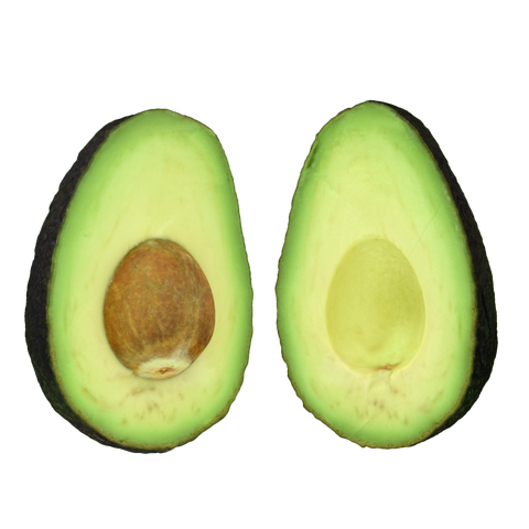 Avocado Two Halves #1 - _blankRepository