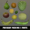 PBR Ready Vol.1 - Fruits