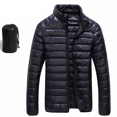 Love Myun Ultra light Men's Waterproof Down Parkas Jacket
