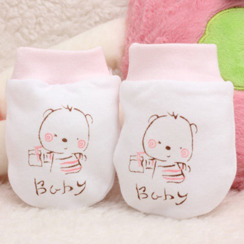 Anti-grasping Gloves for Baby