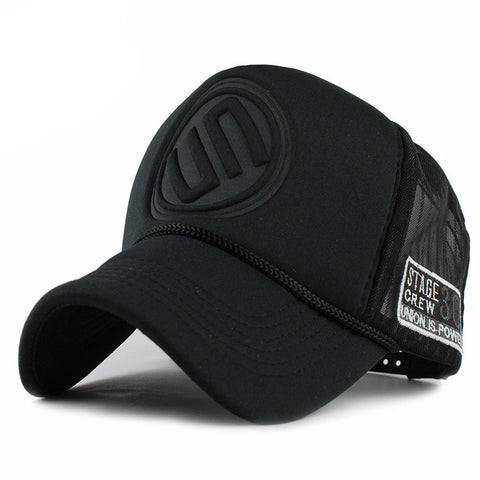 Acrylic Adjustable Baseball Cap for Men