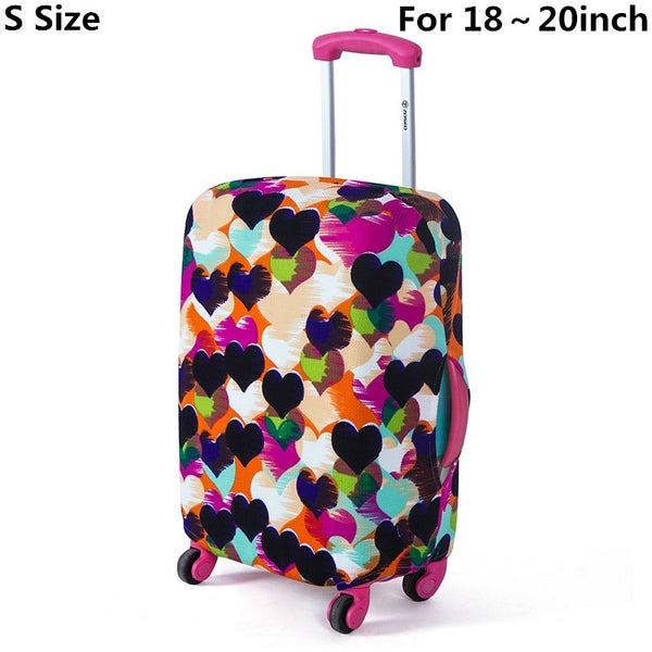 Antifoulding Travel Suitcase Protective Cover
