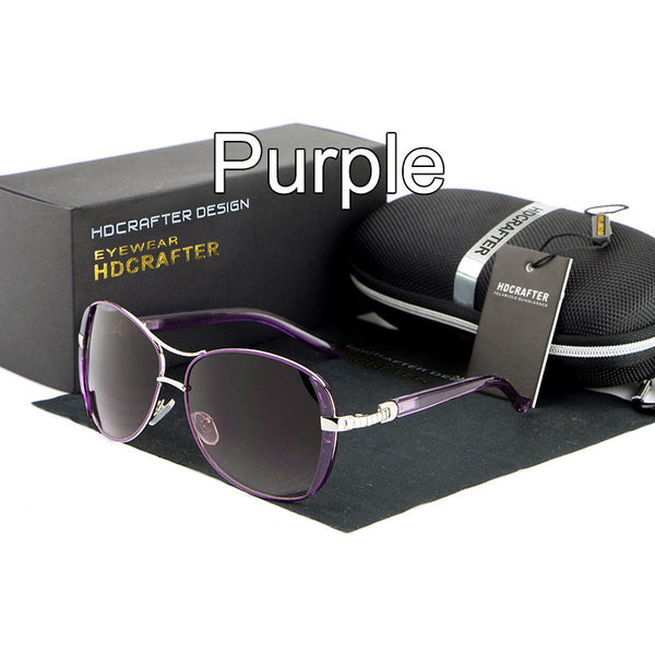 HDCRAFTER Classic Polarized Sunglasses for Women