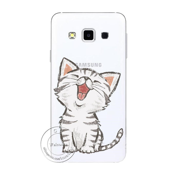 character cellphone case for samsung galaxy case
