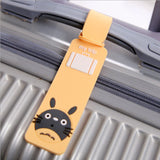 Silicone Travel Luggage Tag