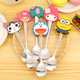 Kawaii Stainless Steel Spoon Kitchen Accessories