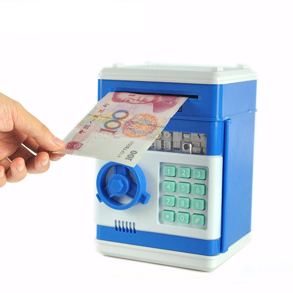 Mini ATM Box / Electronic Password Machine Toy for Kids