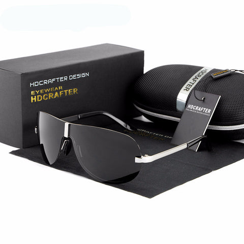 Fashion Polarized Outdoor Driving Sunglasses for Men
