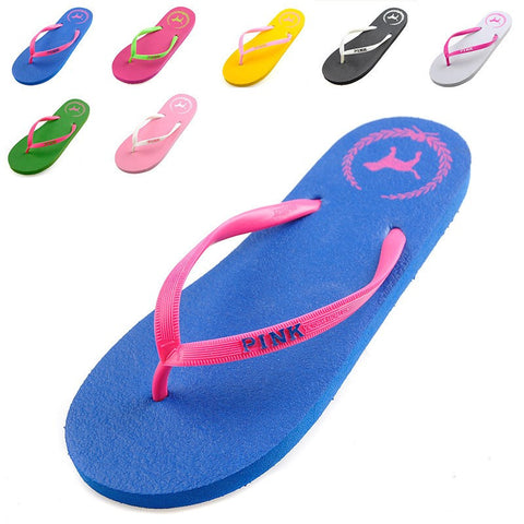Akexiya Women's Beach Casual Home Slipper