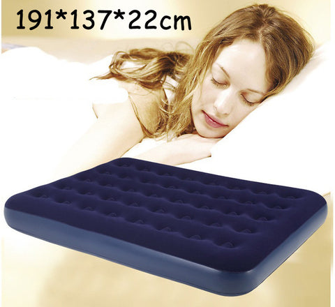 137*191*22cm 2 person sleeping bed air mattress