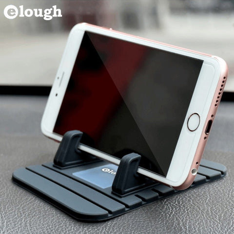 ELOUGH Soft Silicone Universal Car Mobile Phone Holder