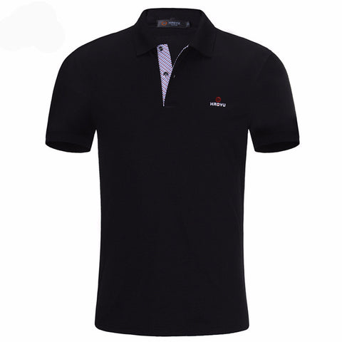 Men's Breathable Polo Shirts