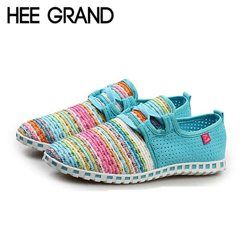 HEE GRAND Women's Breathable Outdoor Shoes
