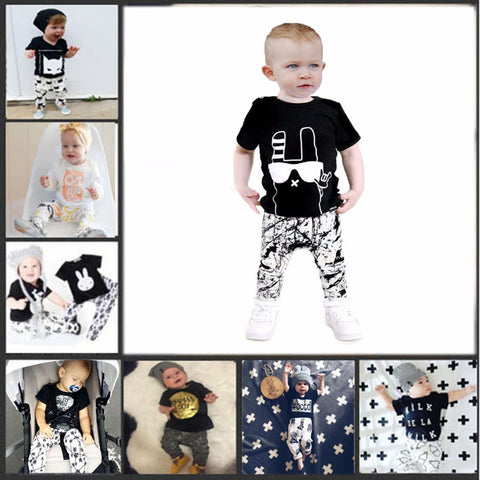 Kids Tales Fashion Clothing Sets for Baby Boy & Girl