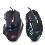 iMice Professional Wired Gaming Mouse for Laptop/PC