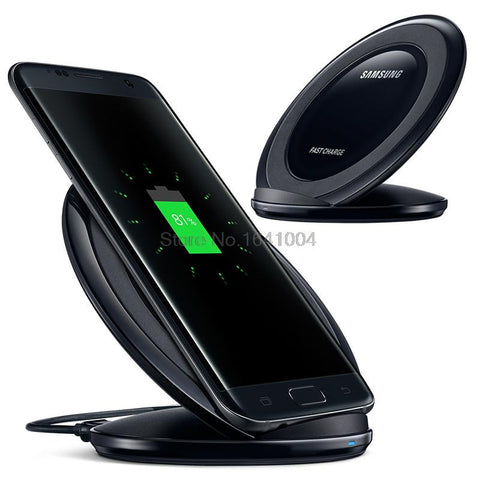 Fast Charging Pad Wireless Charger for Samsung