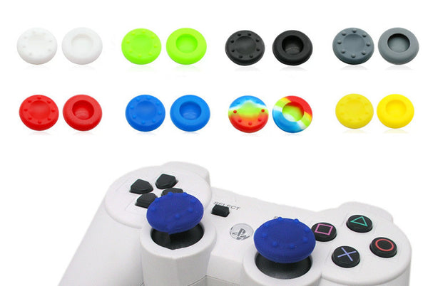 Silicone Analog Grips for Sony Playstation toy tools ( PS4,  PS3, Xbox)