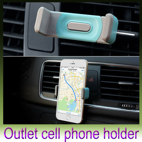 Cellular Phone Car Navigator Holder