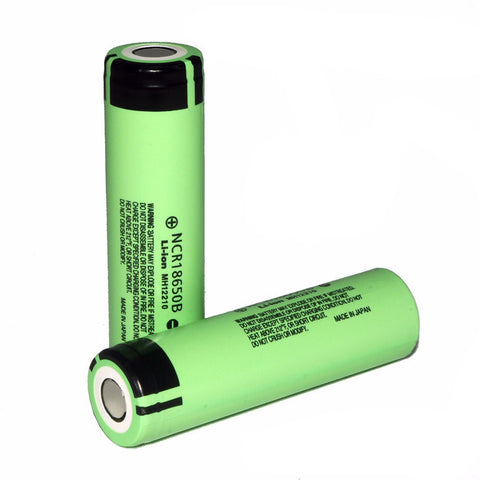 100% Original 3400 mah 18650 Lithium Rechargeable Battery