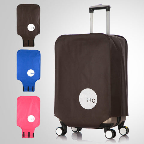 DIOULAORENTOU Anti-Dust Travel Luggage Covers