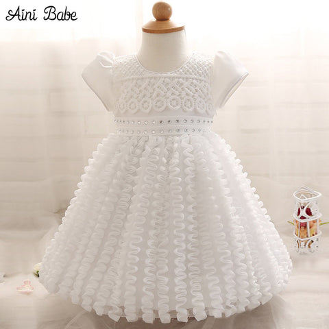 Aini Babe Baby Girl's Party Dresses