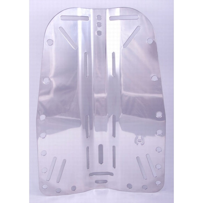 Hollis SS BackPlate BCD Accessory / Silver