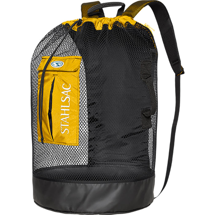Stahlsac Bonaire Mesh Backpack Bags / Yellow