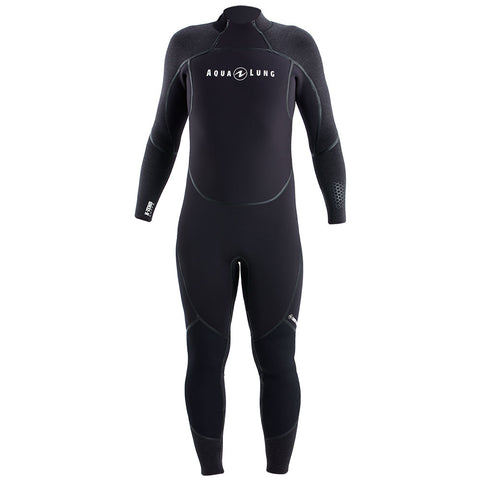 Aqua Lung Aquaflex 3mm Wetsuit / Charcoal / Black / LT