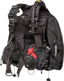 Zeagle Ranger LTD W/Rip Kit BCD / Black / L